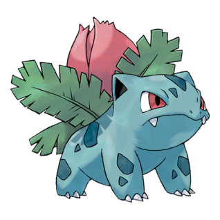Ivysaur Artwork