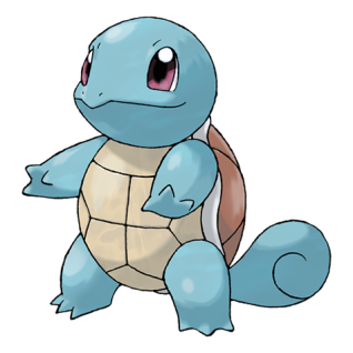 Squirtle Artwork