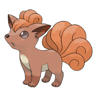 Vulpix Artwork