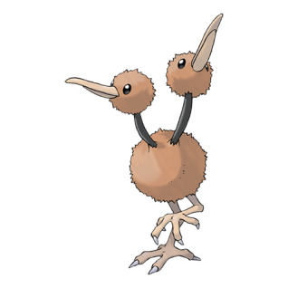 Doduo Artwork