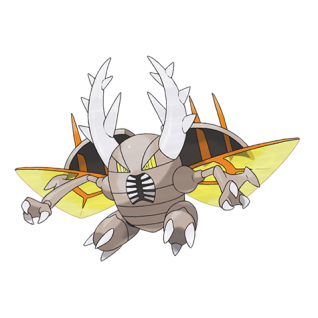 Mega Pinsir Artwork