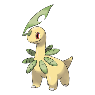 Bayleef Artwork