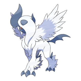 Mega Absol Artwork
