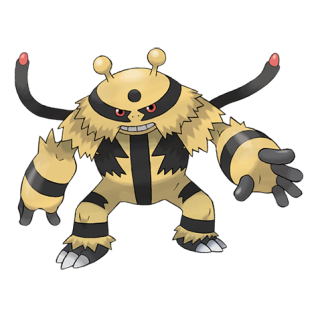 Electivire Artwork