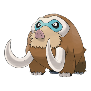 Mamoswine Artwork