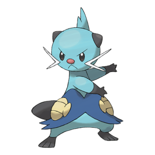 Dewott Artwork
