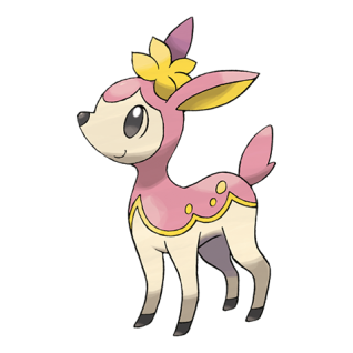 Deerling Artwork